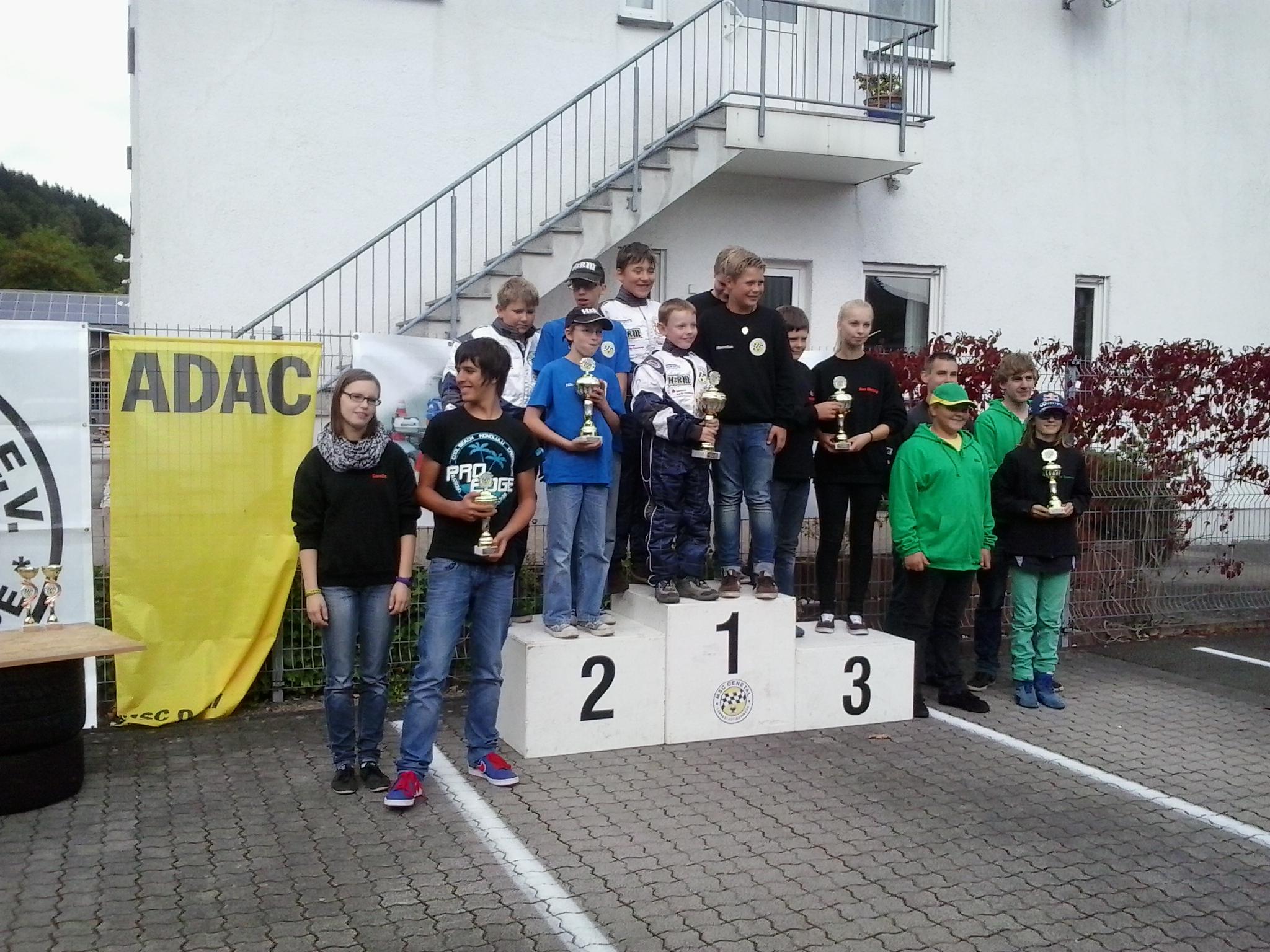 Bild von MSC-Oenetal – Alexander Bischopink ist Gesamtsieger