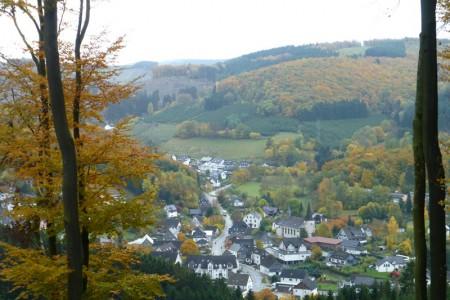 Das Dorf Oedingen