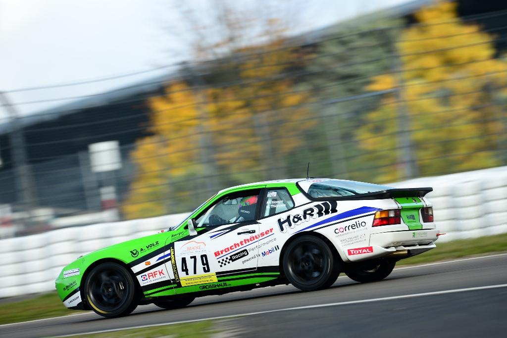 Bild von Fleper Motorsport mit erfolgreichem Saisonfinale auf Nürburgring