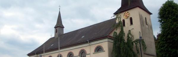 Kath. Pfarrkirche St. Burchard Oedingen