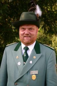 Kreisoberst Martin Tillmann