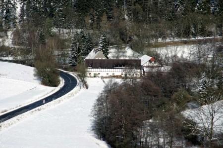 Das ehemalige Rittergut Haus Valbert - Stammsitz der Familie Lindloe
