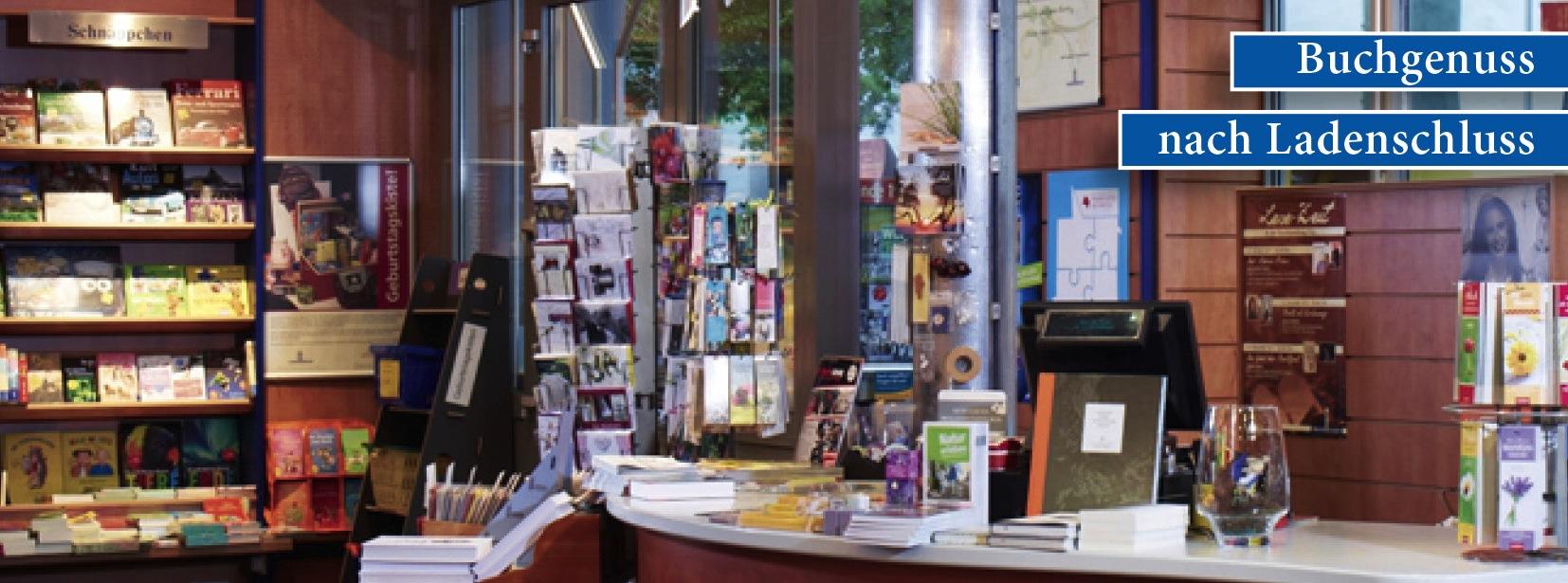Bild von Frauen unterwegs – Buchgenuss nach Ladenschluss