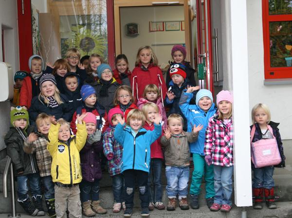 Bild von Anmeldung Kindergarten