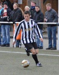 Christian Struwe erzielte einen Treffer undgab zwei Vorlagen