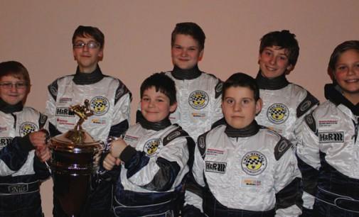 OPEL Schmelter Austragungsort für 24. Jugendkart-Slalom