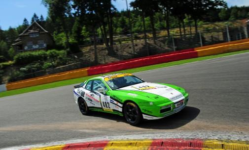 Marcel Hoppe setzt Porsche-Siegesserie in Spa Francorchamps fort