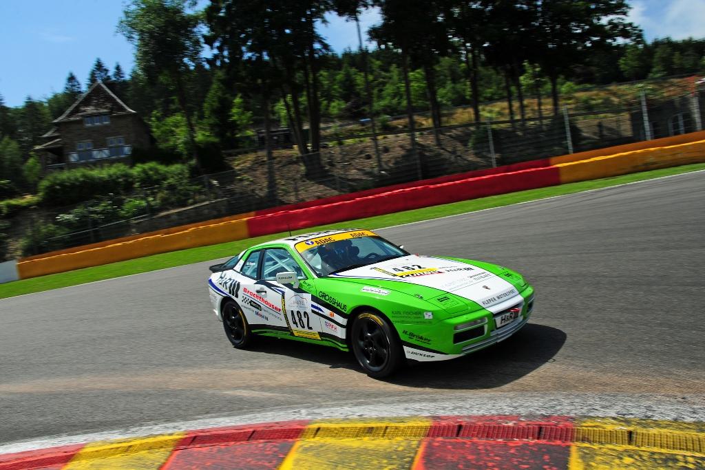 Bild von Marcel Hoppe setzt Porsche-Siegesserie in Spa Francorchamps fort