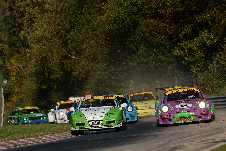 Bild von Fleper Motorsport mit historischem Ergebnis am Nürburgring