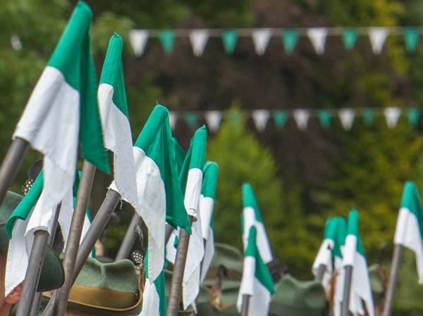 Bild von Ehrenzug der Bruderschaft lädt zum 8. Grillfest am 25. Mai