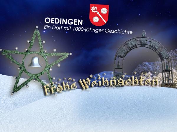 Bild von Frohe Weihnachten und ein gutes Neues Jahr