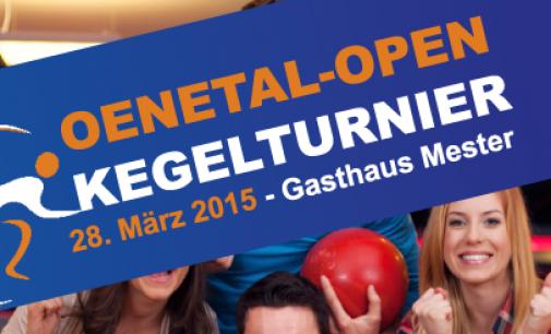 Kegelturnier 2015 – Spielplan Qualifikationsrunde jetzt online