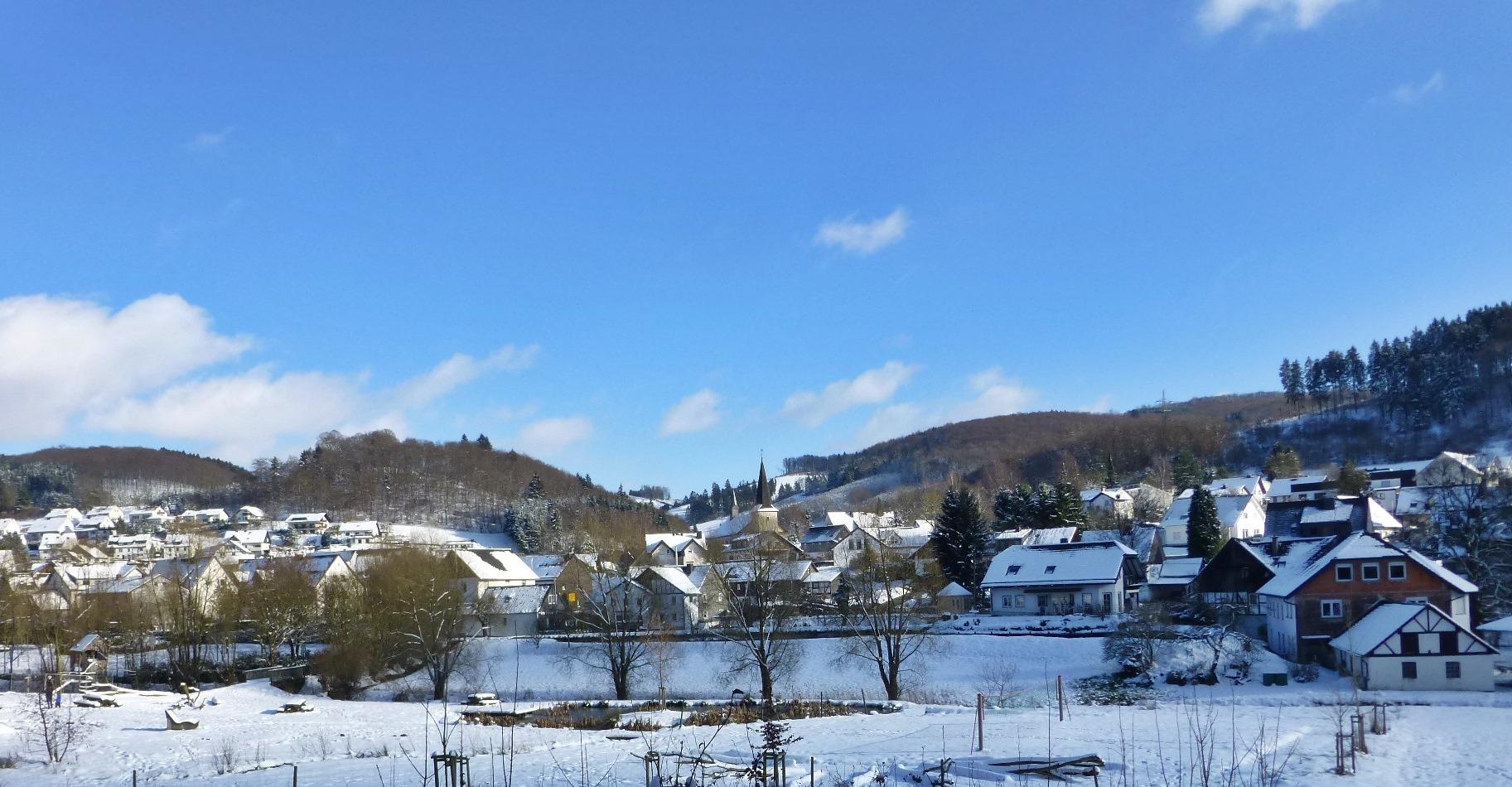 Bild von Winter 2014/2015 in Oedingen – Herrliche Impressionen