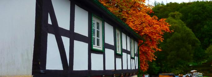 Fachwerkhaus aus dem 17. Jahrhundert