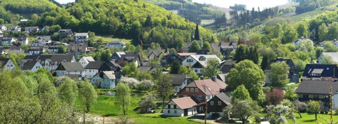 Willkommen in einem Dorf mit über 1000-jähriger Geschichte