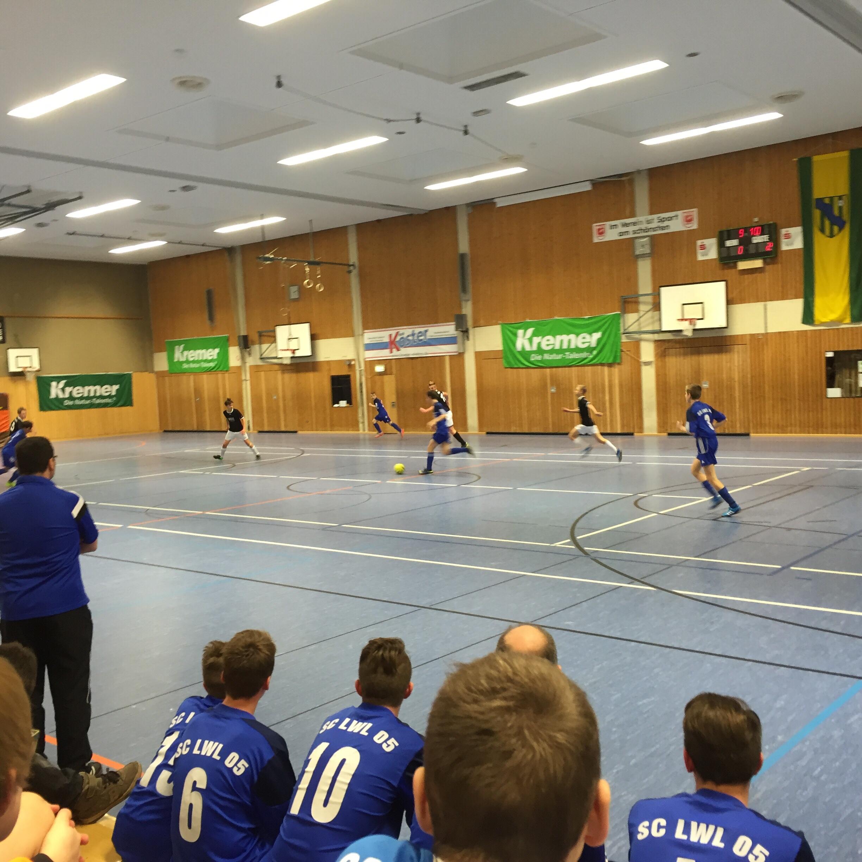Bild von C-Jugend schmeißt Sportfreunde Siegen aus Pokal