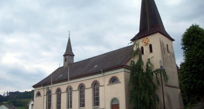 Kirchenrenovierung beginnt – Letzte Messfeier in der Kirche am WE 20./21. Februar
