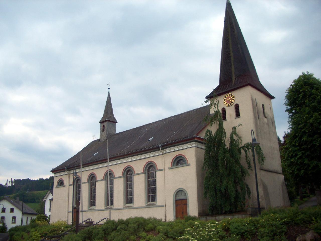 Bild von Renovierung der St. Burchard Kirche umfasst 7 wichtige Punkte