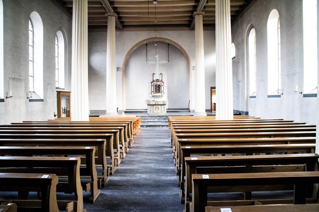 Bild von Jetzt online – Die Bilder von Tag 2 und Tag 3 der Kirchenrenovierung