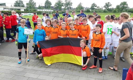 E-Jugend beim Oranje-Cup – Ein Fußballabenteuer in den Niederlanden