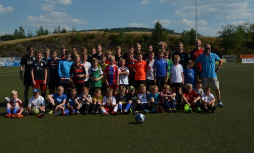 Jugendtrainingslager vom 08.07 – 10.07.2016
