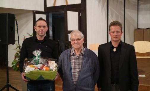 Oedinger Burchard Schützen bleiben Komrbacher Bier treu – Erich Fleper jetzt Ehrenvorstandsmitglied