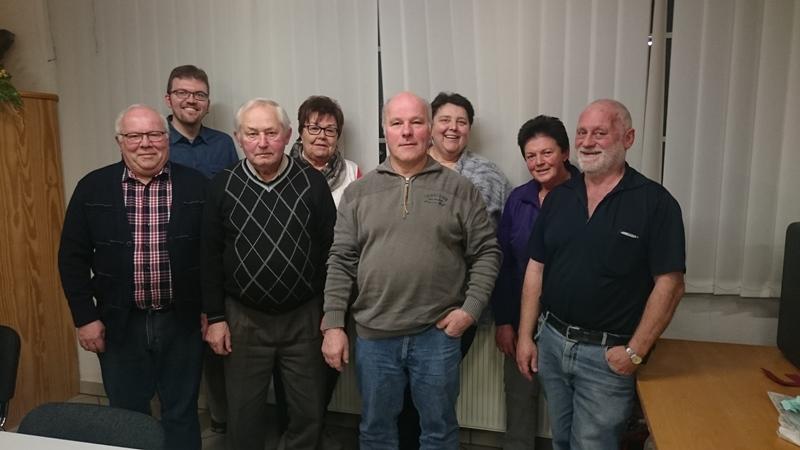 Bild von Jahreshauptversammlung des VdK-Oedingen