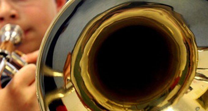 Erste Töne ausprobiert – Musikzug Oedingen wirbt um Nachwuchs