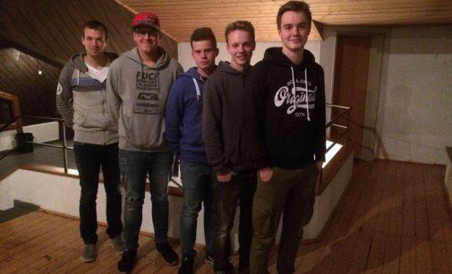 Jungschützen stellen Weichen für die Zukunft – Erstmals Jungschützen-Vorstand gewählt
