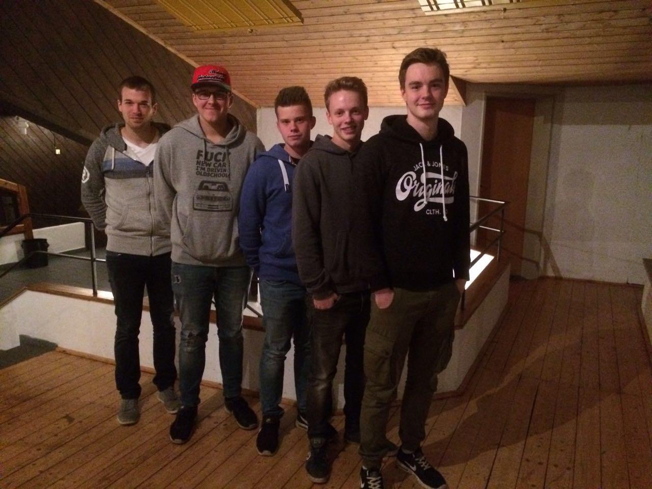 Bild von Jungschützen stellen Weichen für die Zukunft – Erstmals Jungschützen-Vorstand gewählt