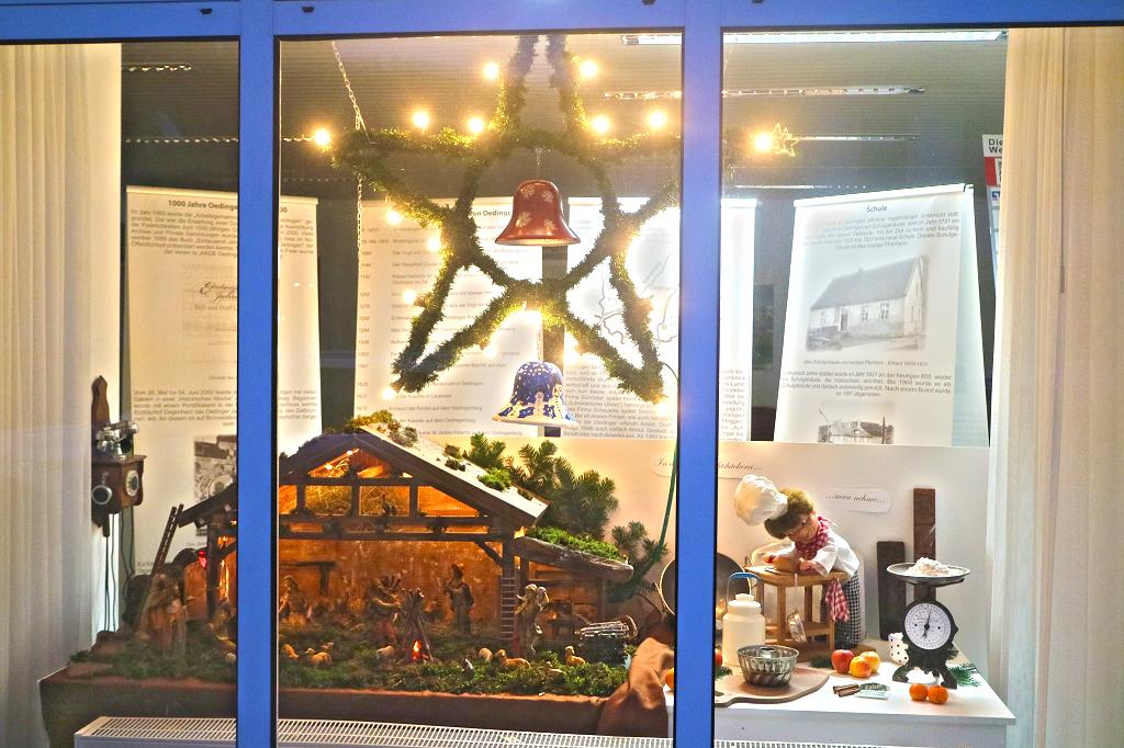 Bild von Oedingen eröffnet Vorweihnachtszeit – Kindergarten und Grundschule übergeben die Glocken 2017