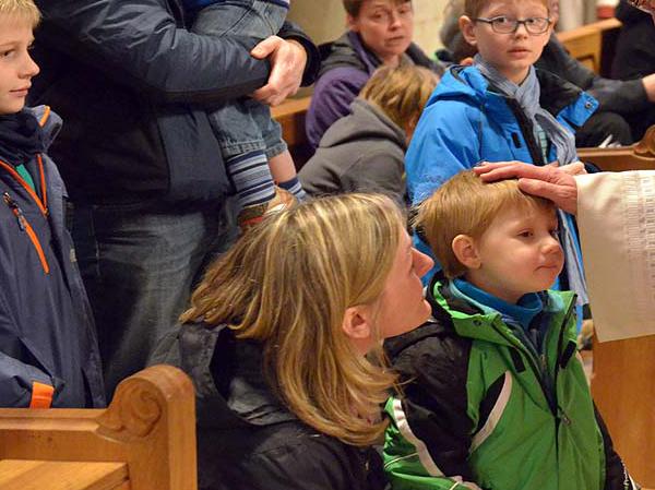 Bild von Segnung der Kinder