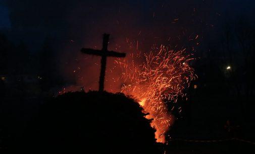 Einladung zur Brauchtumspflege an Ostersonntag: Osterfeuer!