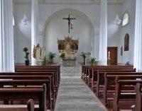 Kath. Kirchengemeinde St Burchard Oedingen sucht Reinigungskräfte für die Pfarrkirche