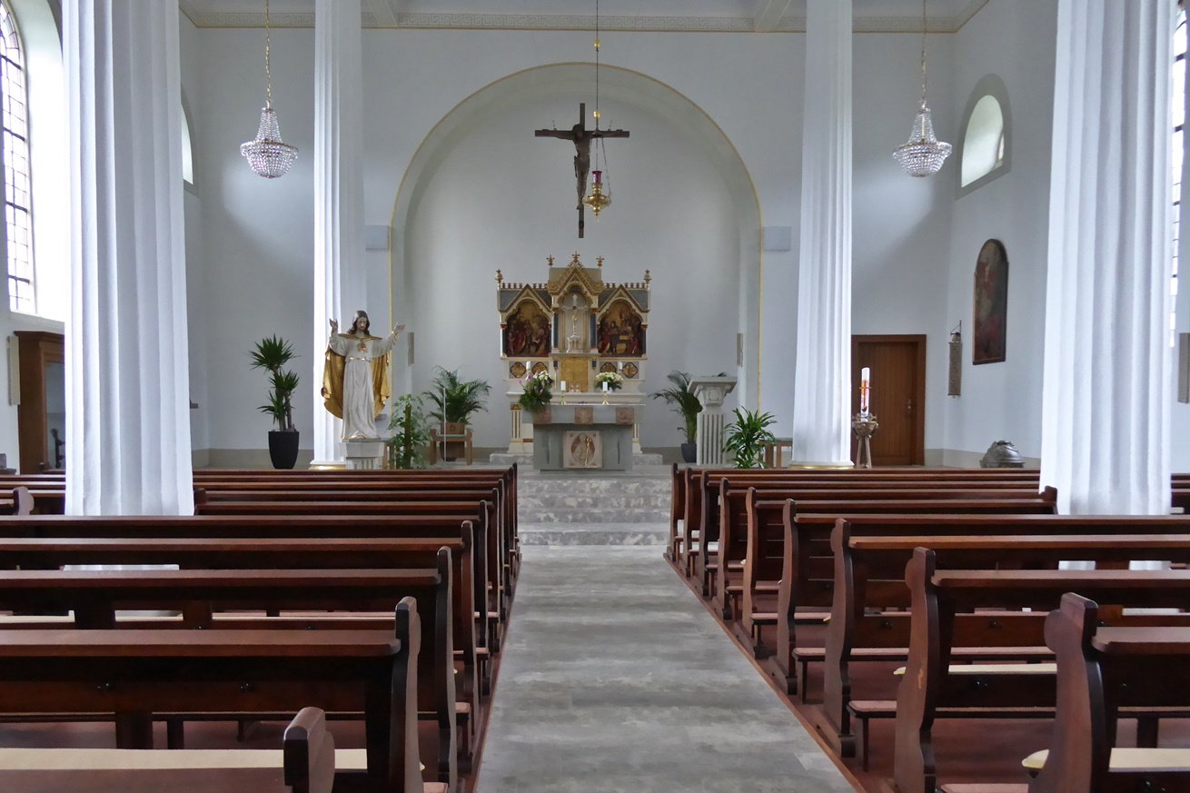 Bild von Kath. Kirchengemeinde St Burchard Oedingen sucht Reinigungskräfte für die Pfarrkirche