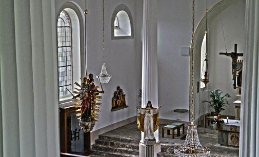 Himmelfahrt Prozession abgesagt – Festhochamt in St. Burchard