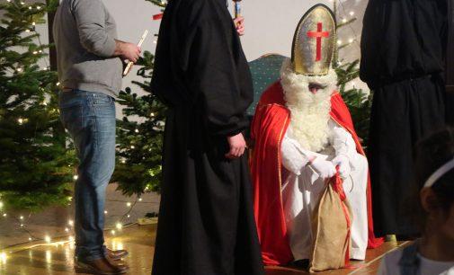 Der Nikolaus kommt – Nikolausfeier in der Schützenhalle – Karten für die Nikolaustüten jetzt erhältlich
