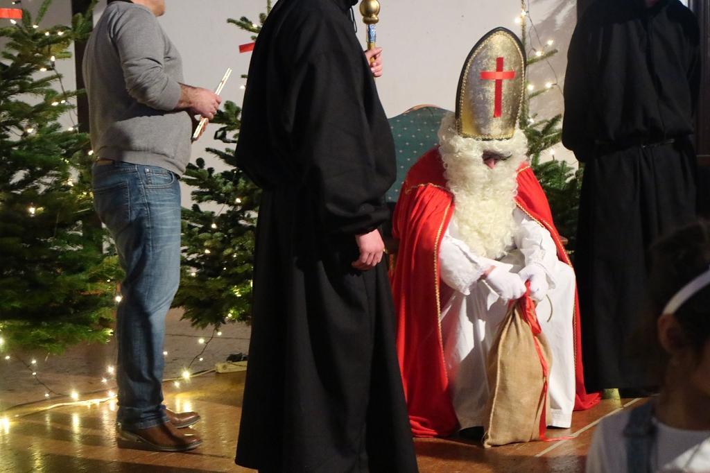 Bild von Der Nikolaus kommt – Nikolausfeier in der Schützenhalle – Karten für die Nikolaustüten jetzt erhältlich