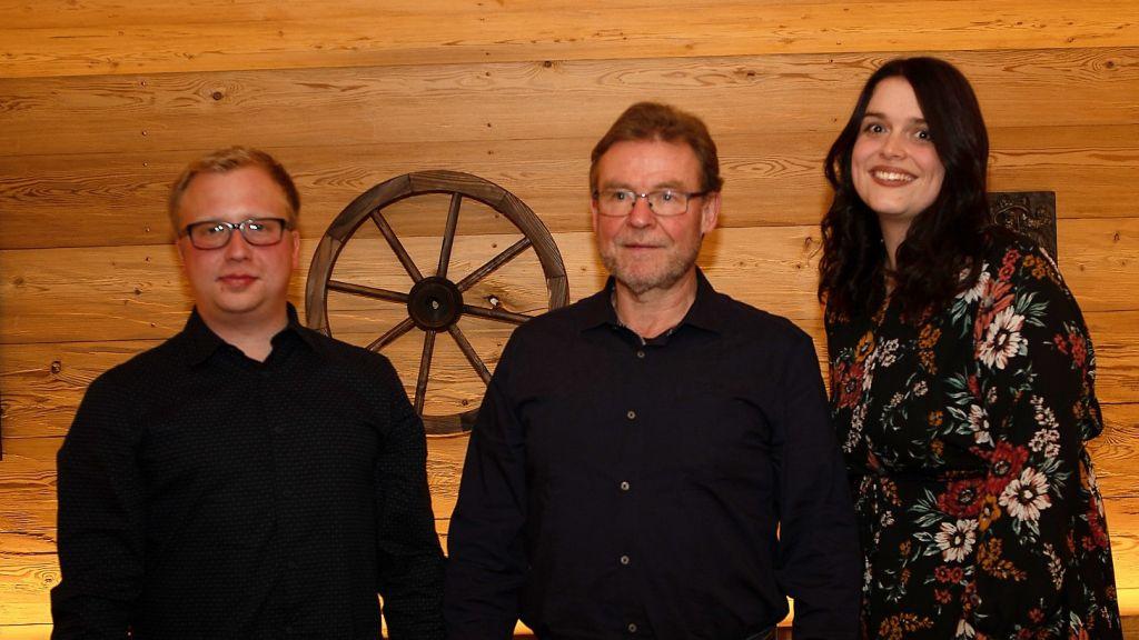 Bild von Timo Schlüngermann ist neuer Dirigent des Musikzugs Oedingen