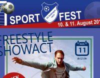 Sportfest in Oedingen