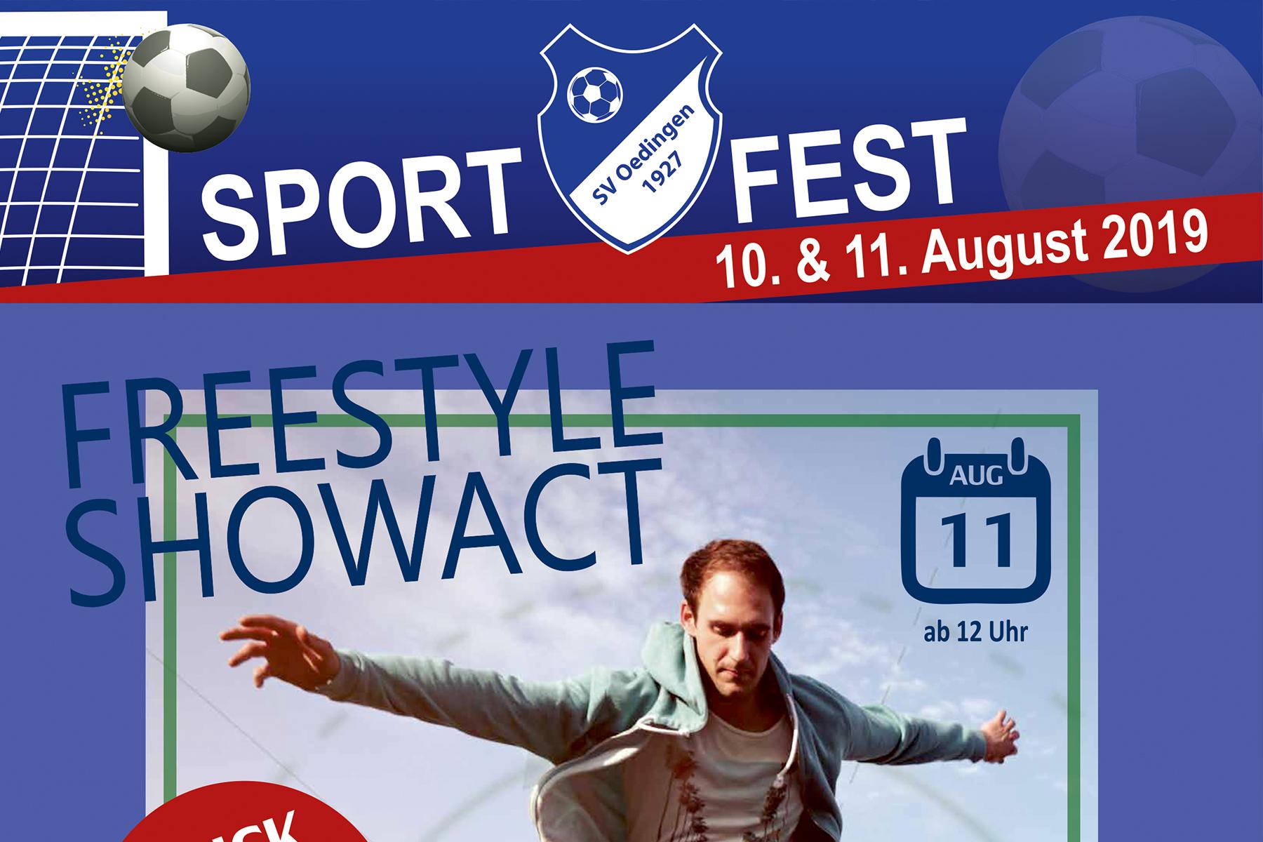 Bild von Sportfest in Oedingen