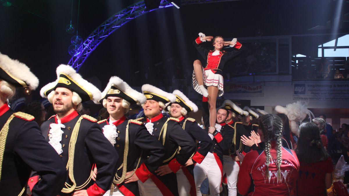 """Bild von LokalPlus: 4. """"Dance for the money"""" begeistert rund 1.000 Besucher in Oedingen"""