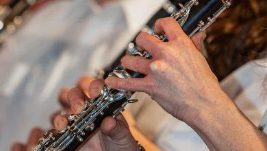 Bild von Musiker spielen als Zeichen der Solidarität